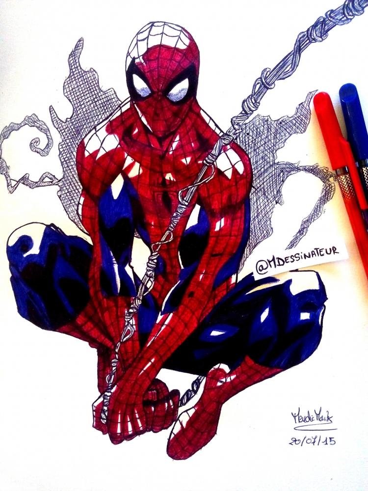 Spider-Man by MisterDessinateur45
